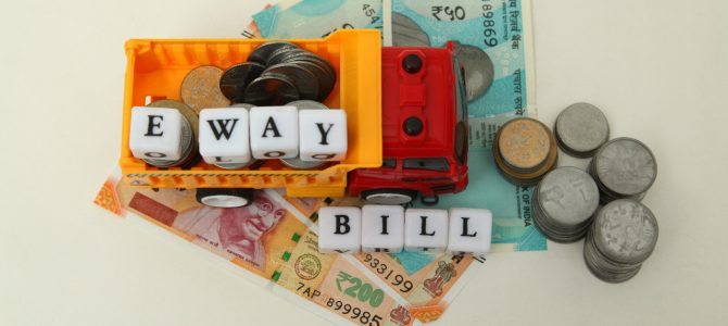 Introduction To E-Way Bill