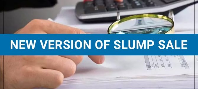 New Version of Slump Sale